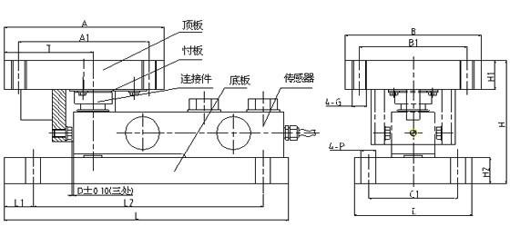 称重模块GNS-M02