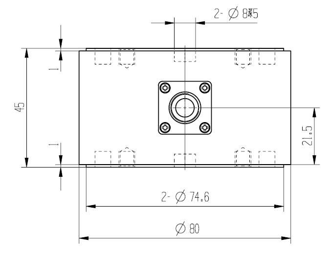 柱式拉压传感器gns-zly03